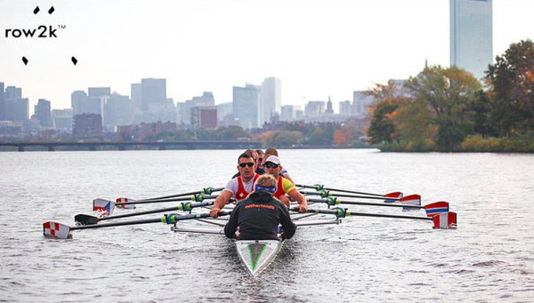 Head Of Charles Regatta 2014